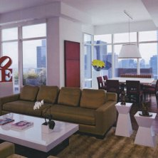 Art Collection – East side Manhattan Apartment